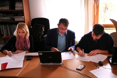 CO-SEED Sub – Granting Contracts in BiH signed with Center for Environment and LIR Evolution