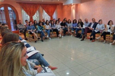 TRAINING FOR EIA/SEA WITH CSOS IN ALBANIA