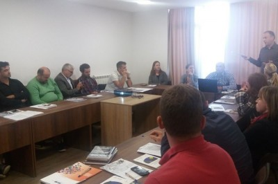 WORKSHOP DEDICATED TO PUBLIC PARTICIPATION IN THE EIA AND SEA PROCESS