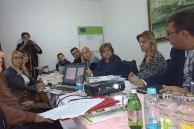 Training for B&H media representatives held in NP Sutjeska