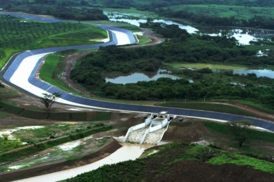 The Lower Guayas River Flood Control Project