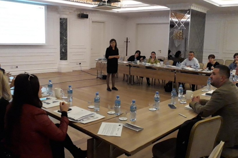 Albania : Round table for EIA&SEA checklists