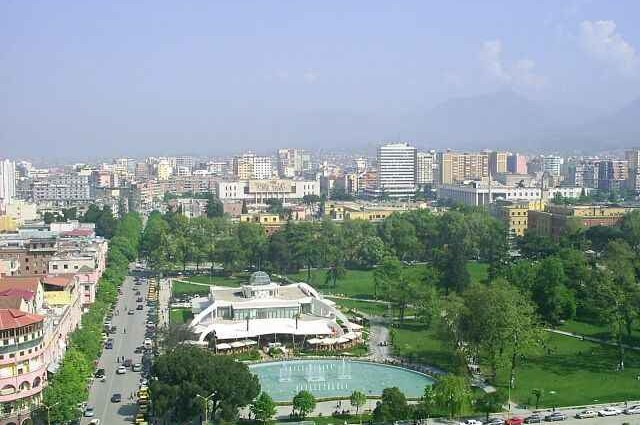 Development of the General Local Plan of Tirana Municipality